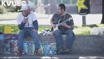 RAW: Photos of the homeless population in Austin