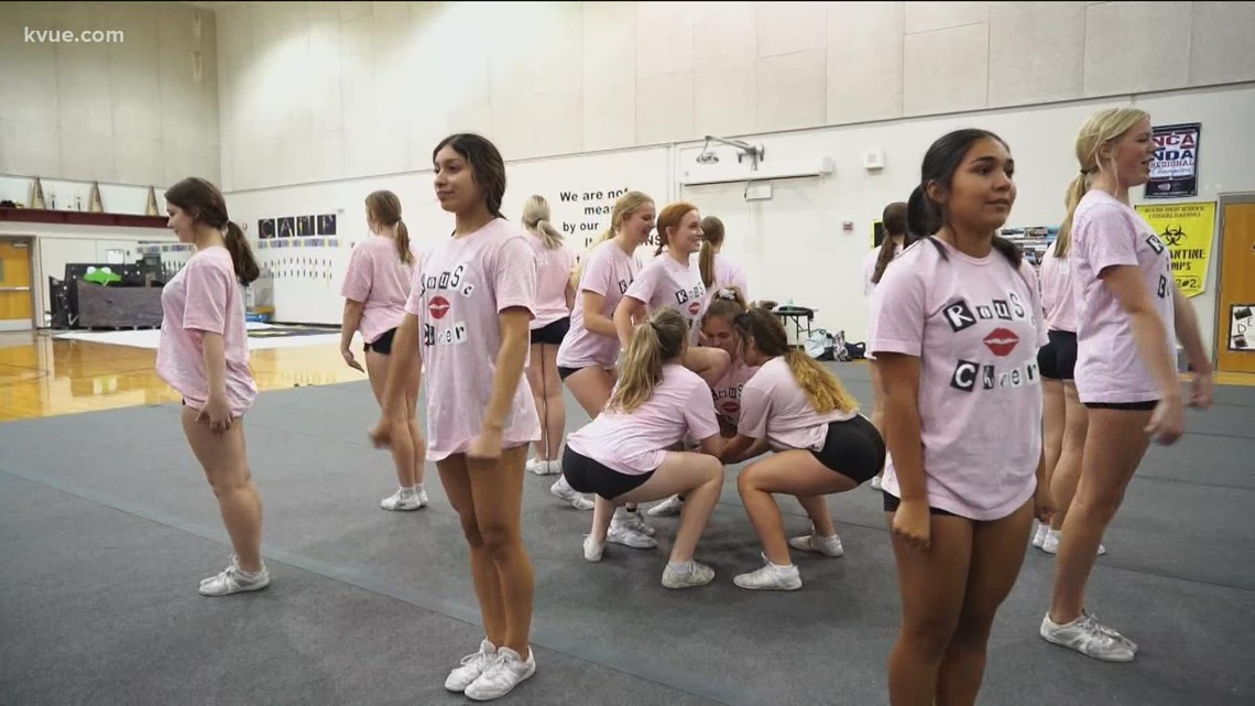 Behind the Poms: Rouse High School Cheer