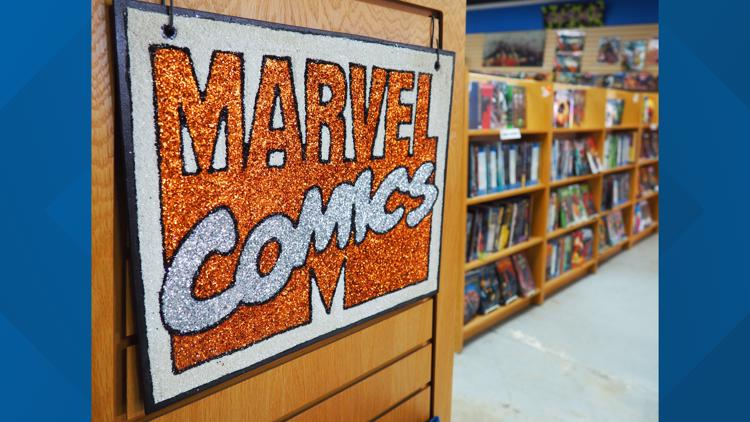 Keep Austin Local: Tribe Comics and Games