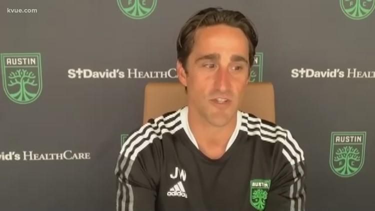 Austin FC names new captain