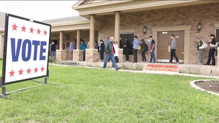 Nearly 94% of eligible voters in Travis County are registered to vote, county says