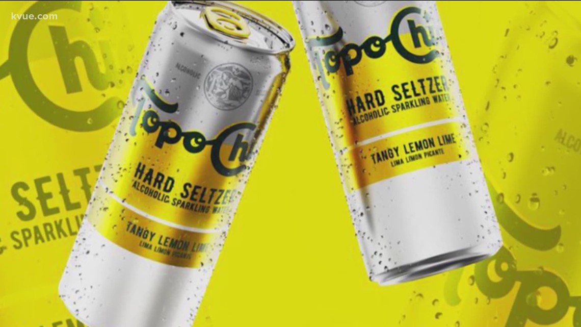 Topo Chico Hard Seltzer to launch in U.S. in 2021