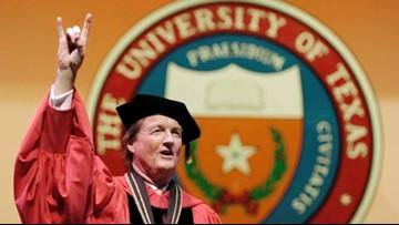 Building renamed after former UT Austin President Bill Powers