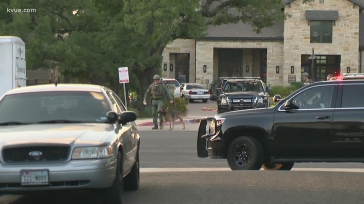 officers searching for swat prank suspect