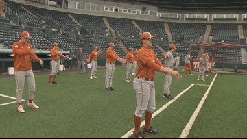 Longhorns and Sooners to play doubleheader at Disch-Falk Field