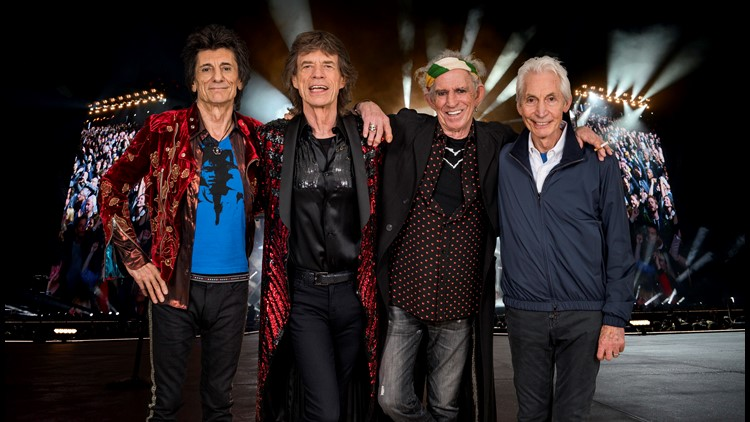 The Rolling Stones to finally return to Austin after postponed concert