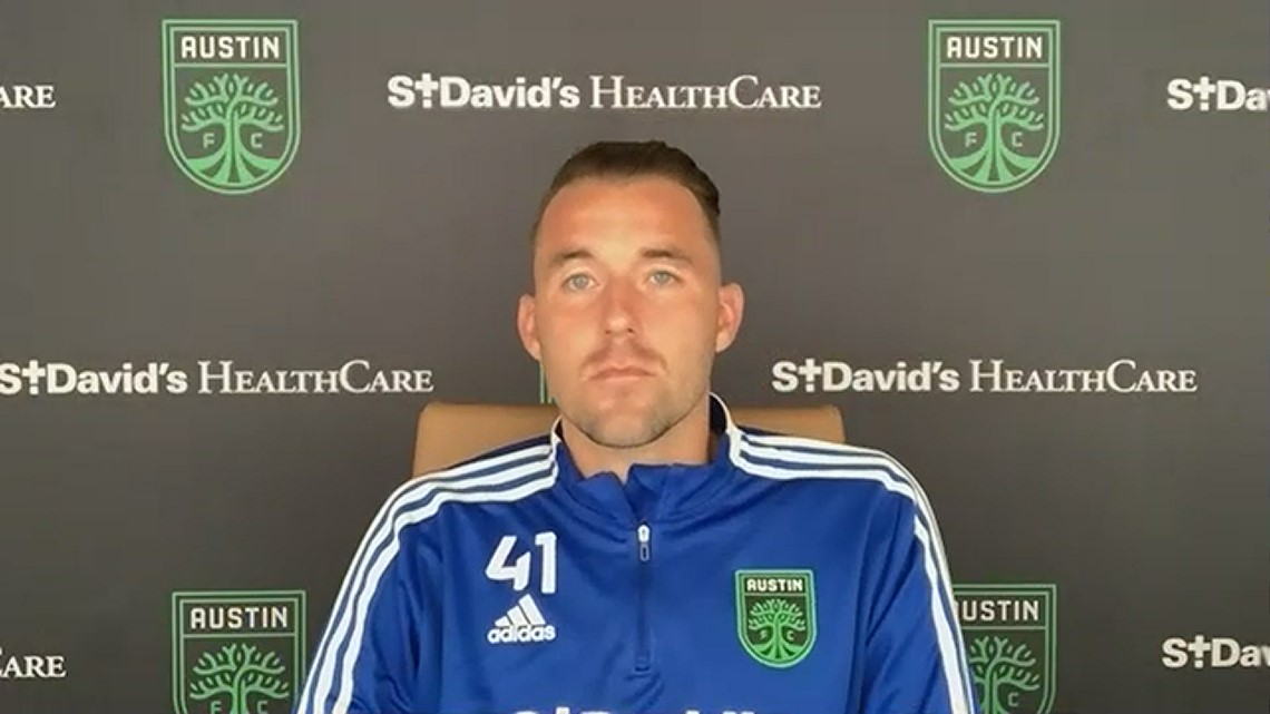 Austin FC vs. Sporting KC June 12 preview: Brad Stuver press conference