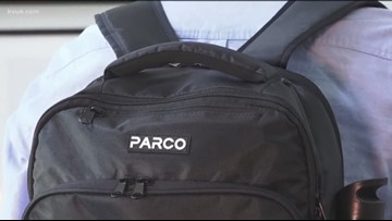 Local company says you should do research before buying a bulletproof backpack
