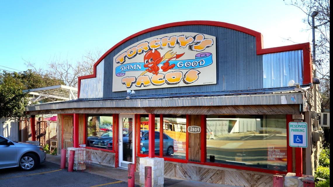 Austin's original Torchy's Tacos brick-and-mortar will be shutting its doors