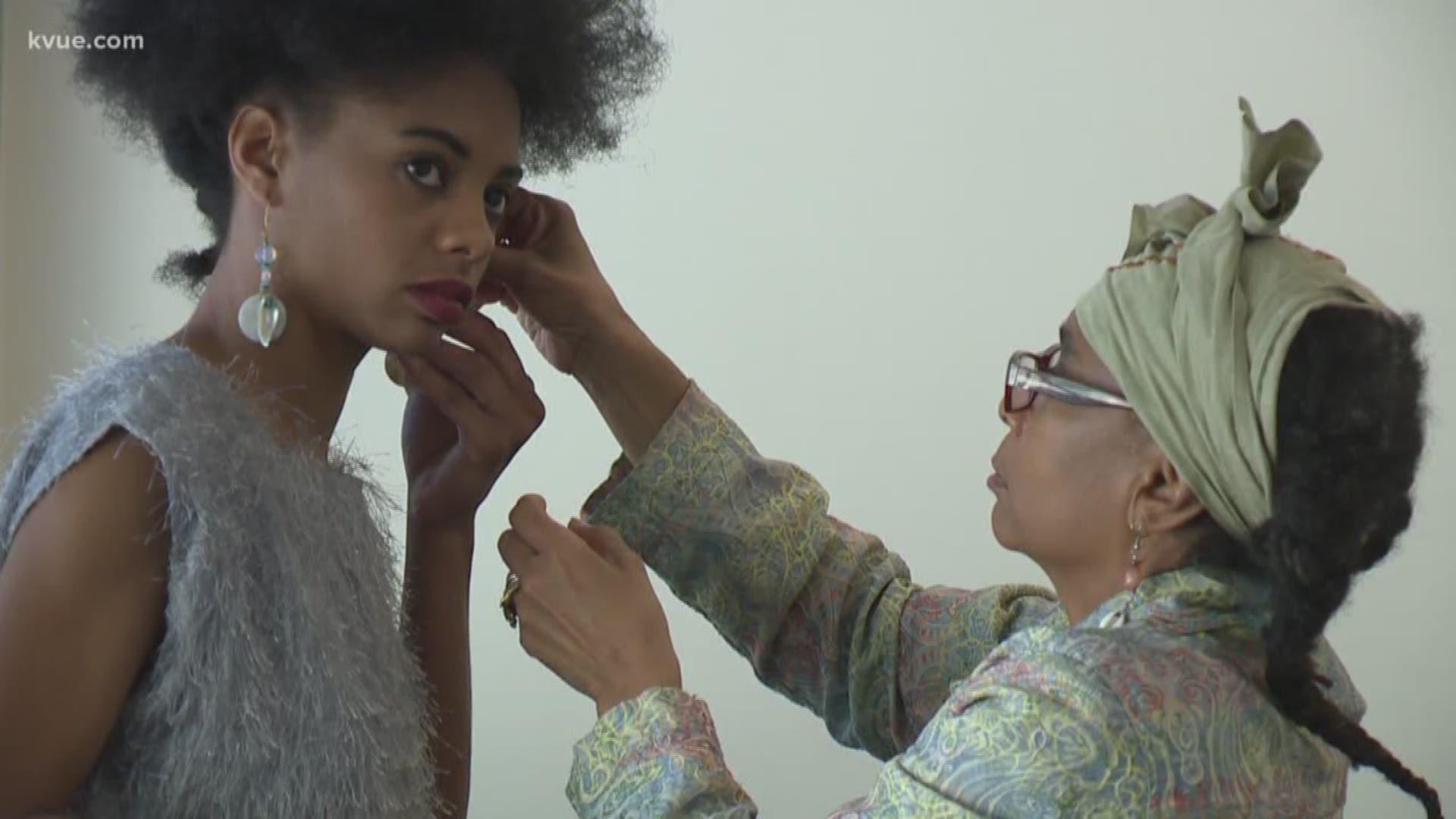 Austin Fashion Designer Embraces Her African American Heritage Kvue Com