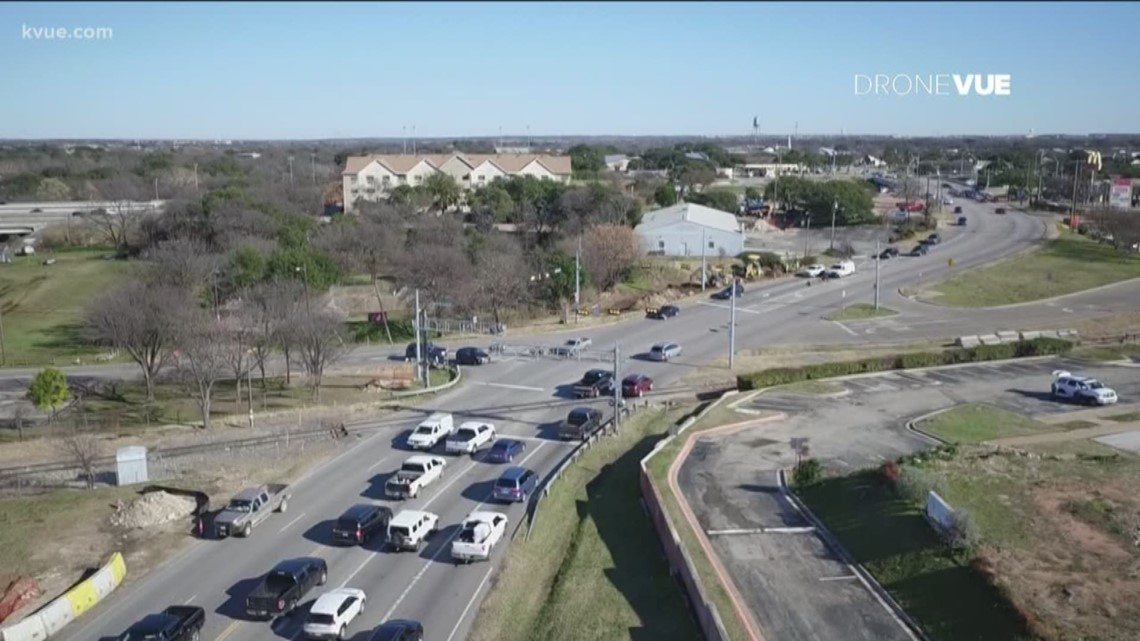 TxDOT breaks ground on RM 620 roundabout project near Round Rock HS