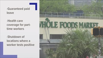 Whole Foods employees planning strike