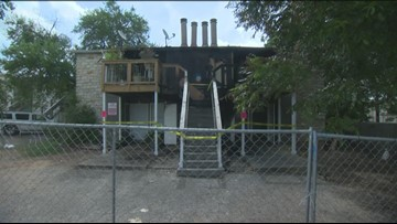 Arson investigator says woman set fire to South Austin four-plex after girlfriend reconnected with ex