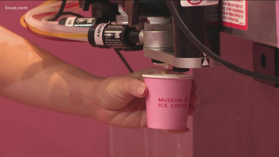 Inside Austin's Museum of Ice Cream