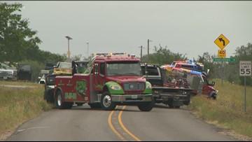 1 person killed in Liberty Hill crash