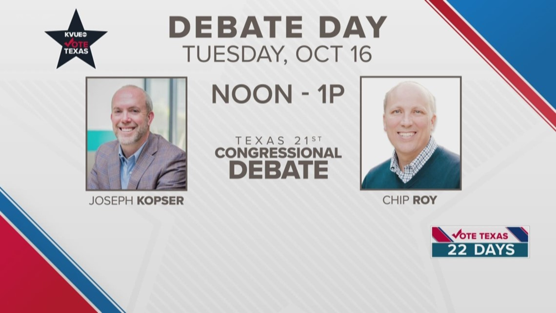 Heb Gas Prices >> Debate Day takes KVUE this Tuesday | kvue.com