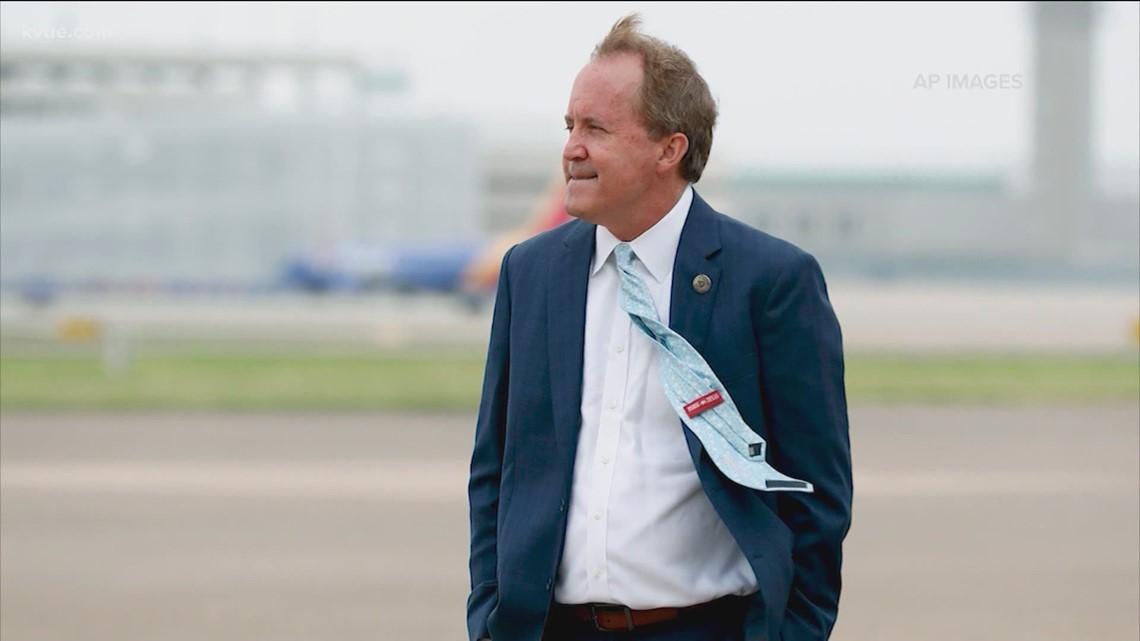 Texas bar investigating Attorney General Ken Paxton