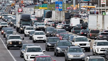 Traffic in Austin ranked one of the worst in the United States, report says