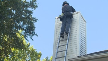 Take This Job: How chimney sweeps prep fireplaces for cooler weather