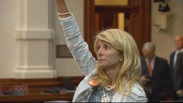 Wendy Davis is running for Congress. Can she win?