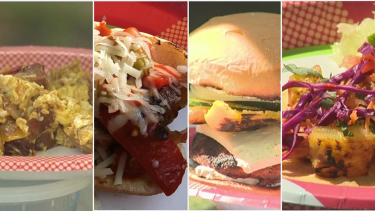 Foodie Friday Tailgating Series: Spicing up your game day menu with these recipes