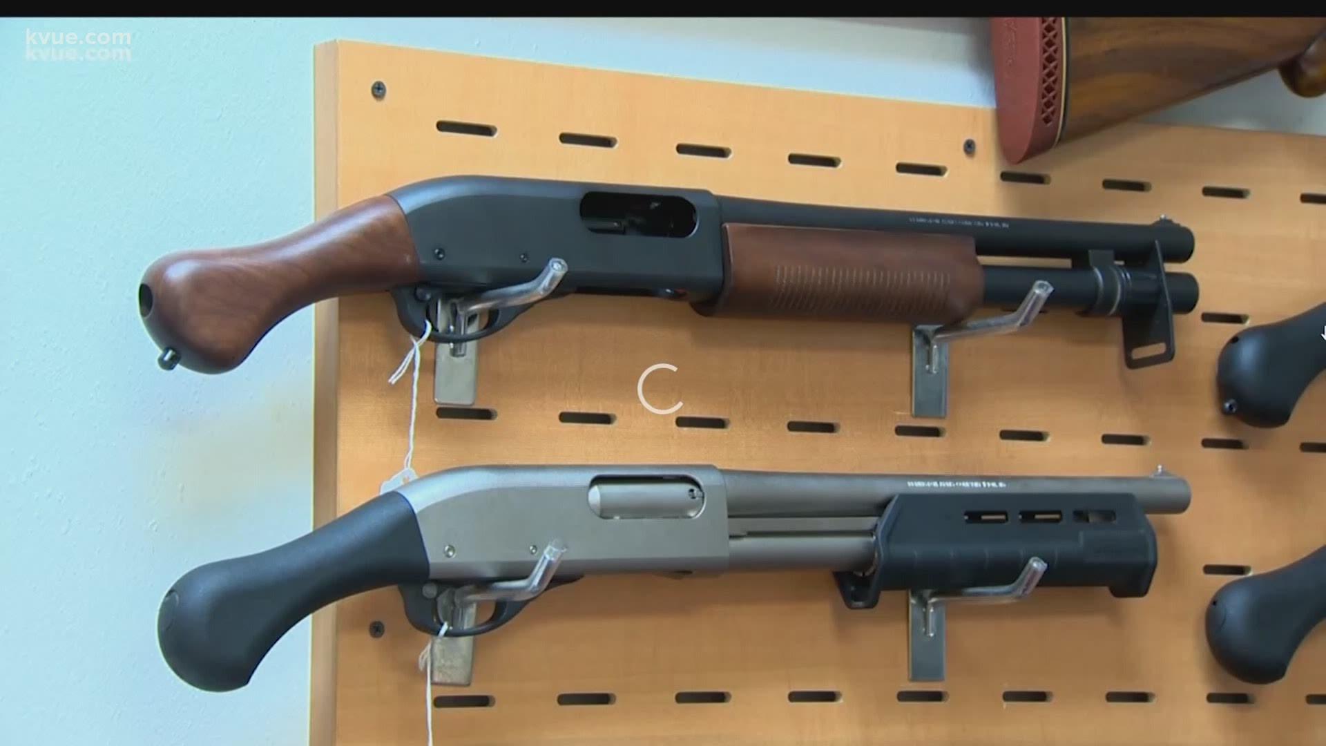 Gun sale of trader texas bill Download Texas