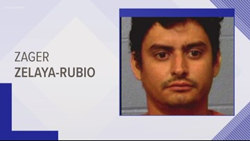 Round Rock man allegedly drags dog from his pickup truck