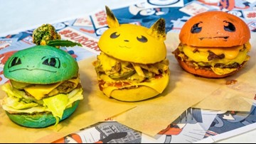 You can catch 'em all this January at an Austin Pokémon pop-up bar