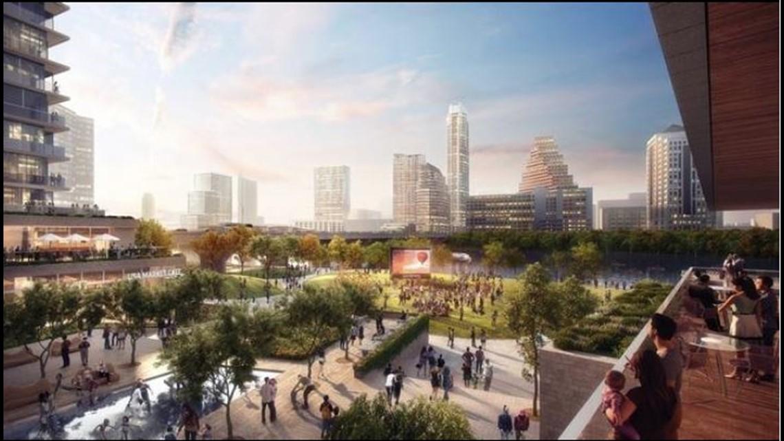 Massive mixed-use development planned for Austin American-Statesman site