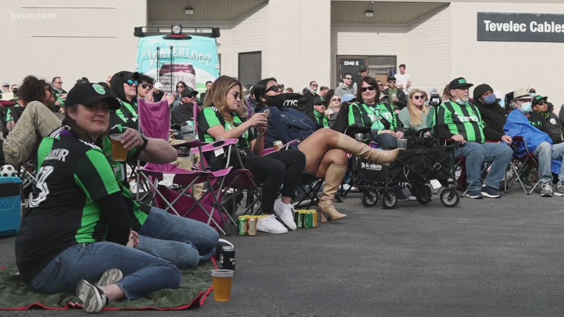 Austin FC fans witness history at Austin watch parties