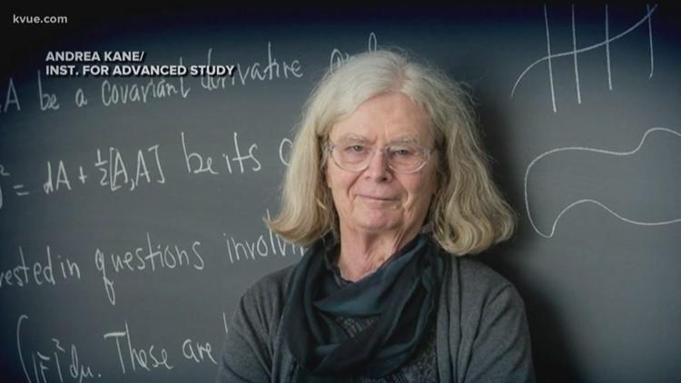UT Austin professor is first woman to win 'Abel Prize,' mathematics' most prestigious award