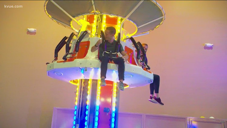 Daybreak Adventures: REVL Social Club at Austin's opens with indoor roller coaster