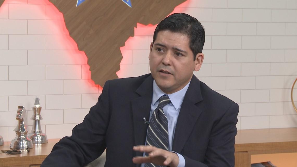 Texas This Week: Adrian Ocegueda, Candidate for U.S. Senate
