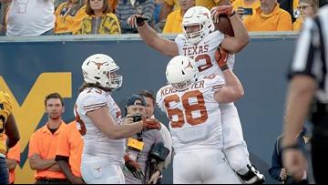 Texas offensive lineman Samuel Cosmi to return to Longhorns in 2020