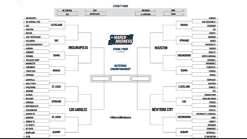 Madness in September? NCAA expert releases preseason March Madness predictions. Which Big 12 teams made it? Which ones didn't?