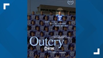 'Outcry' | Showtime's Greg Kelley documentary series premieres April 3