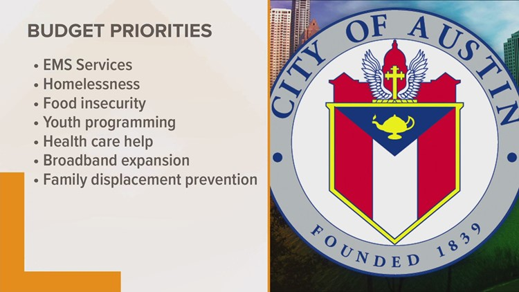 Austin city manager to present budget proposal