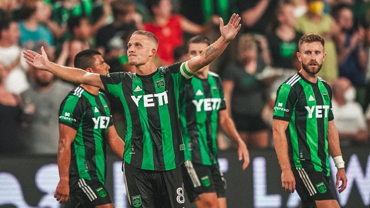 Austin FC defeats LA Galaxy 2-0