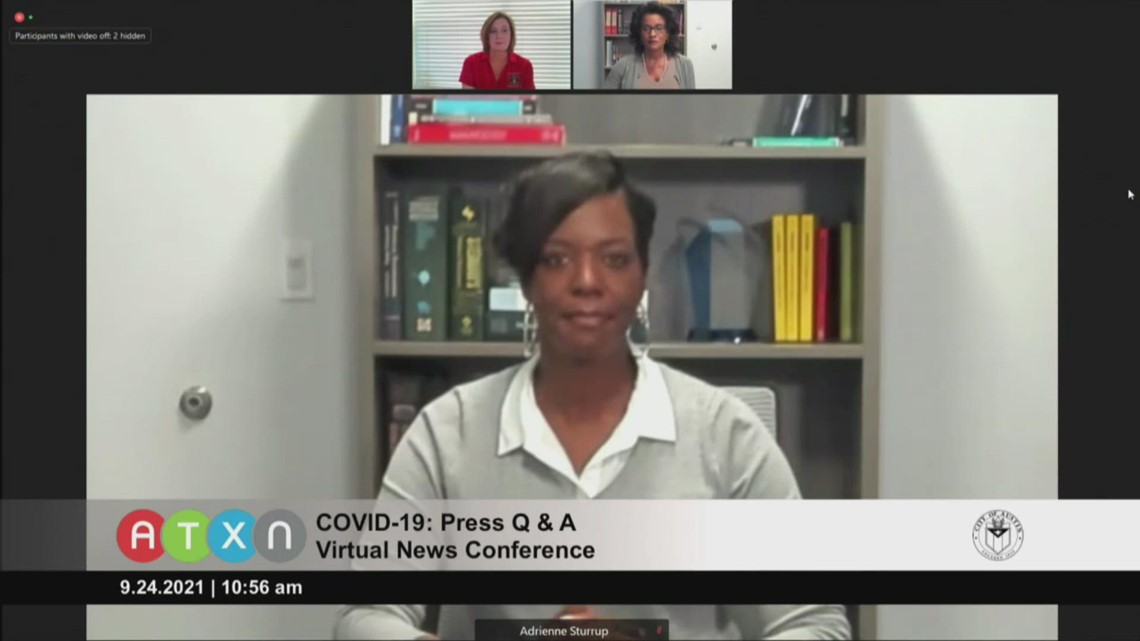 Austin Public Health gives COVID-19 update, answers questions 9/24