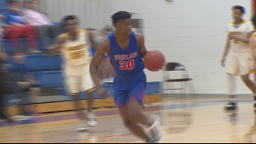 Westlake wins first-round game without injured Will Baker