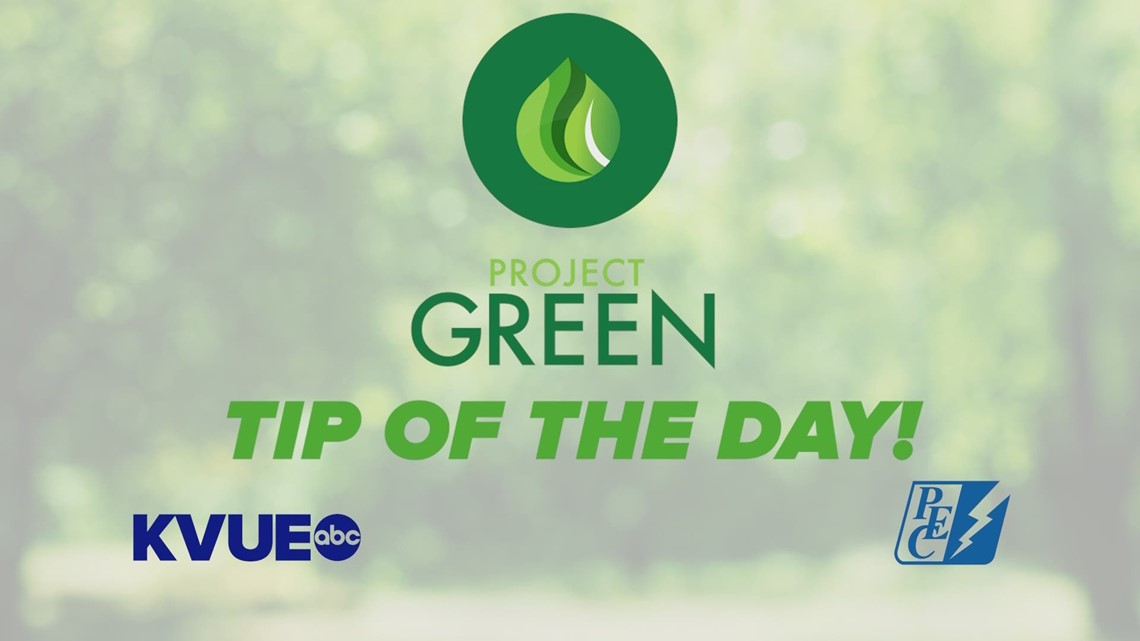 Project Green Tip: 78 degrees