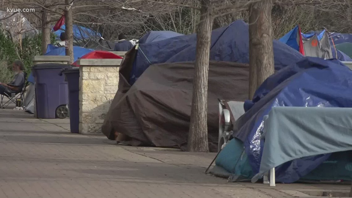 Austin voters decide on homeless camping ban