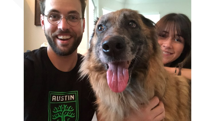 Austin FC Mascot of Match, Candy, finds her dream fur-ever home