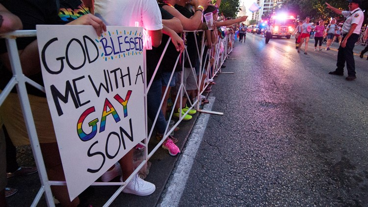 Austin Pride a chance for people to come together in love