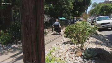 Defenders: Austin sidewalk accessibility