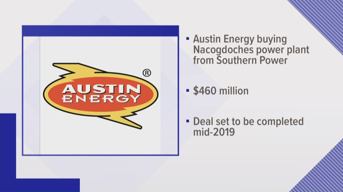 Austin Energy to acquire biomass facility