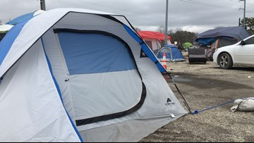 ATX Helps approved to take over lease at state homeless camp