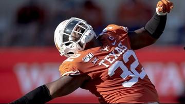 2020 NFL Draft profile: Texas Longhorns defensive lineman Malcolm Roach