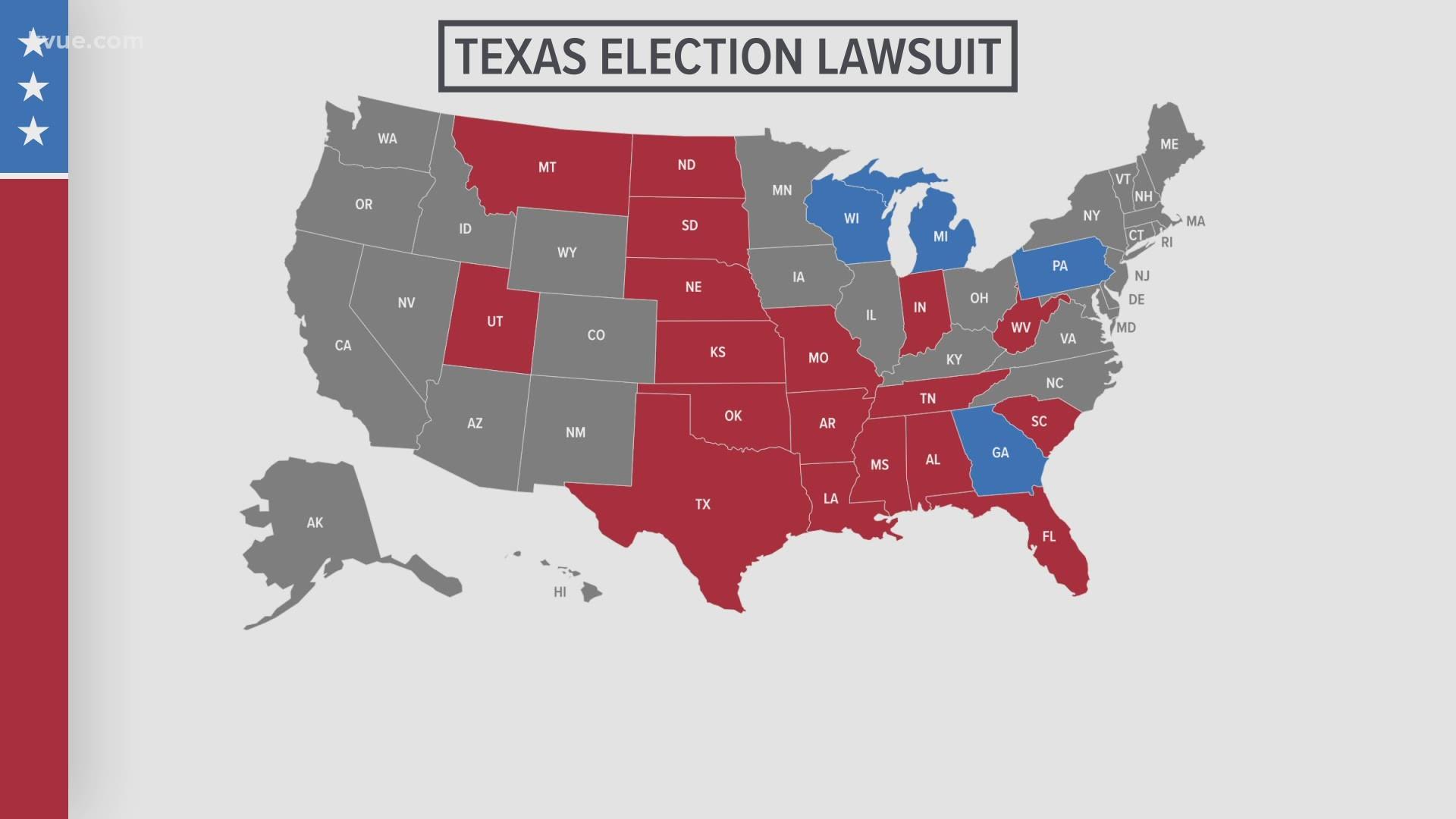 18 states