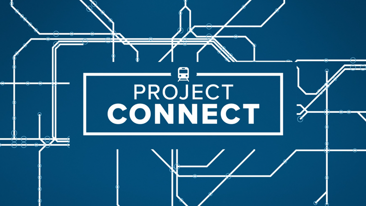 First milestone in Austin's massive transit plan, Project Connect, launching